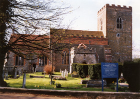 Mersea Churches