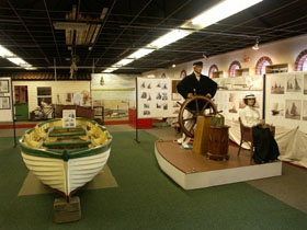 Inside the Museum - 2004