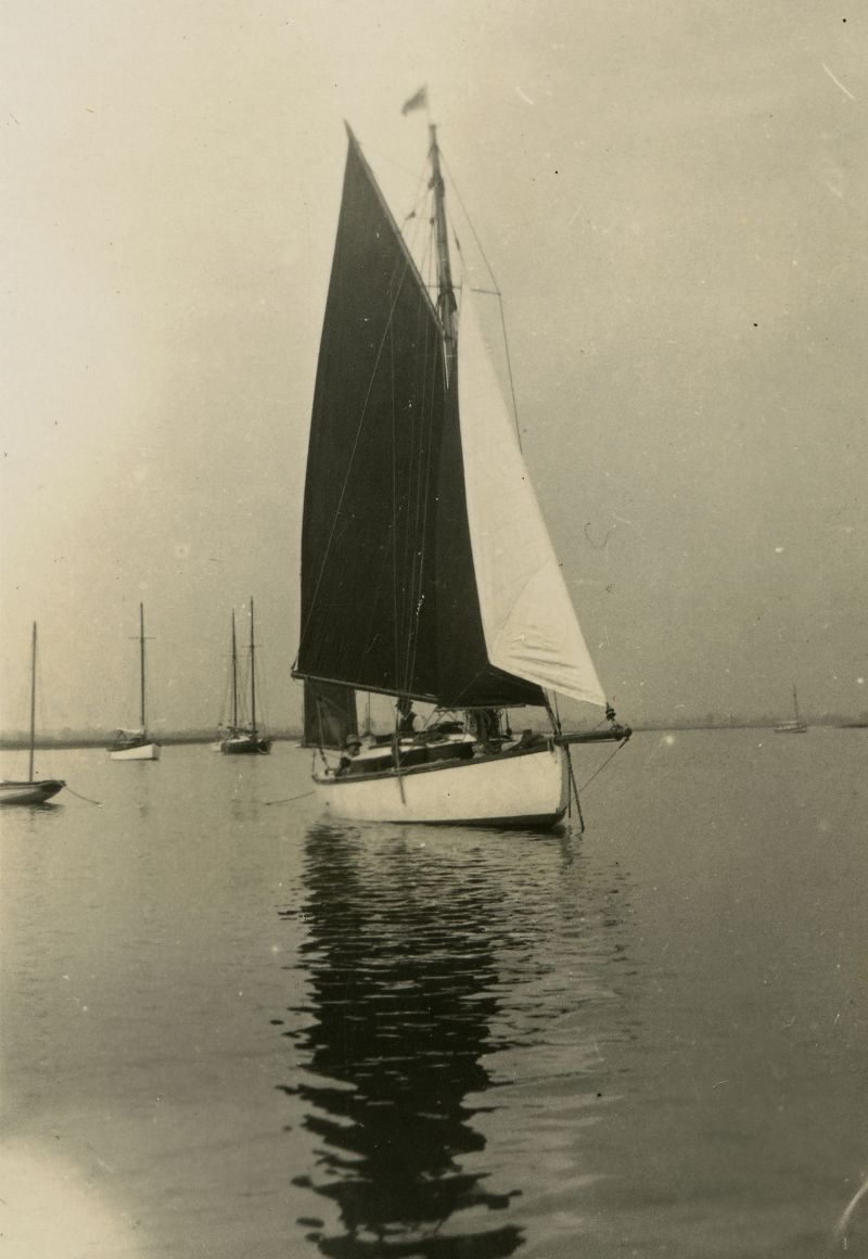 MARJORIE at West Mersea. 