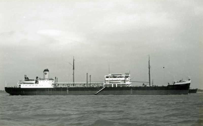 GLESSULA, probably in the Blackwater Date: c1962.