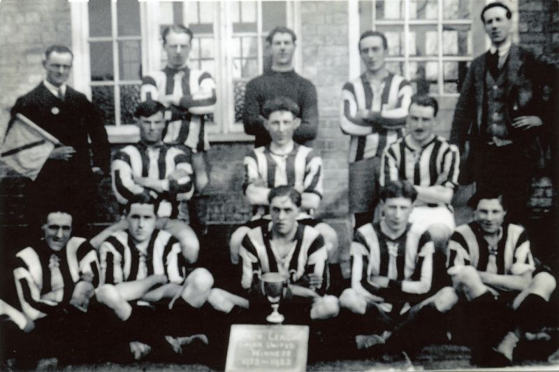 Layer United Football Club 1922-1923.