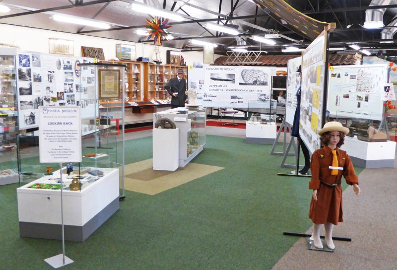 Summer 2016 exhibition - main hall