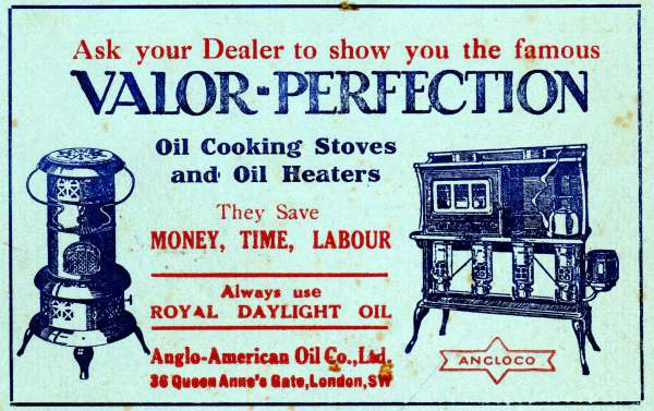 Valor Perfection oil cooker