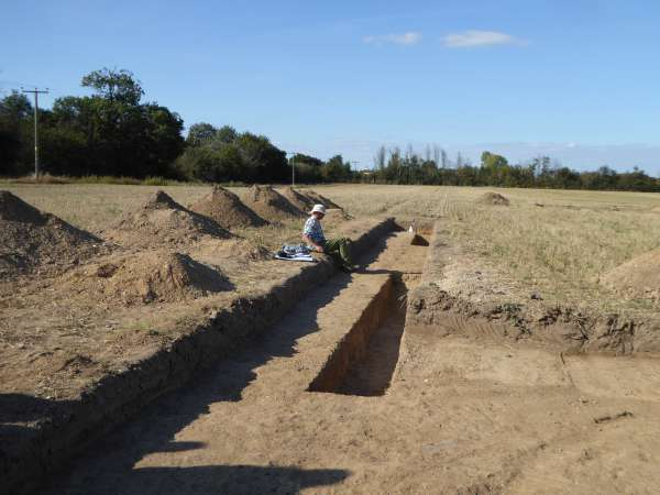 Dig at East Mersea Sept 2019