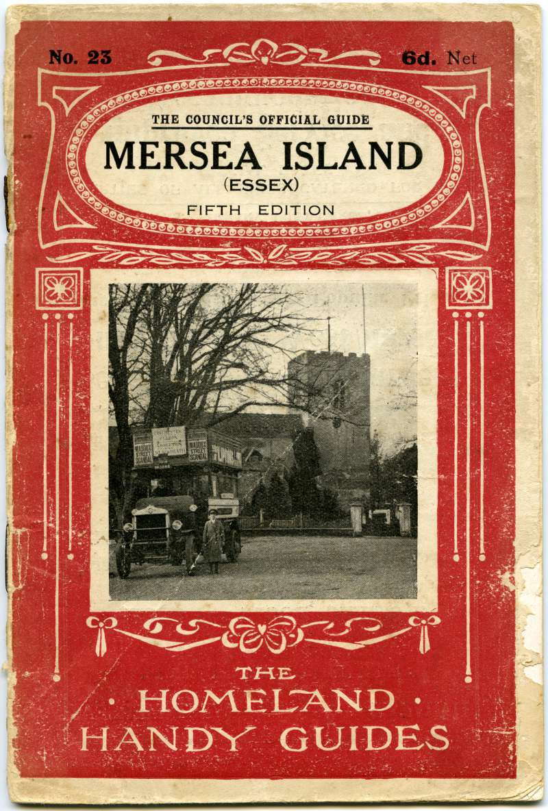 The Homeland Handy Guides No 23. 6d. Mersea Island. Fifth Edition. 