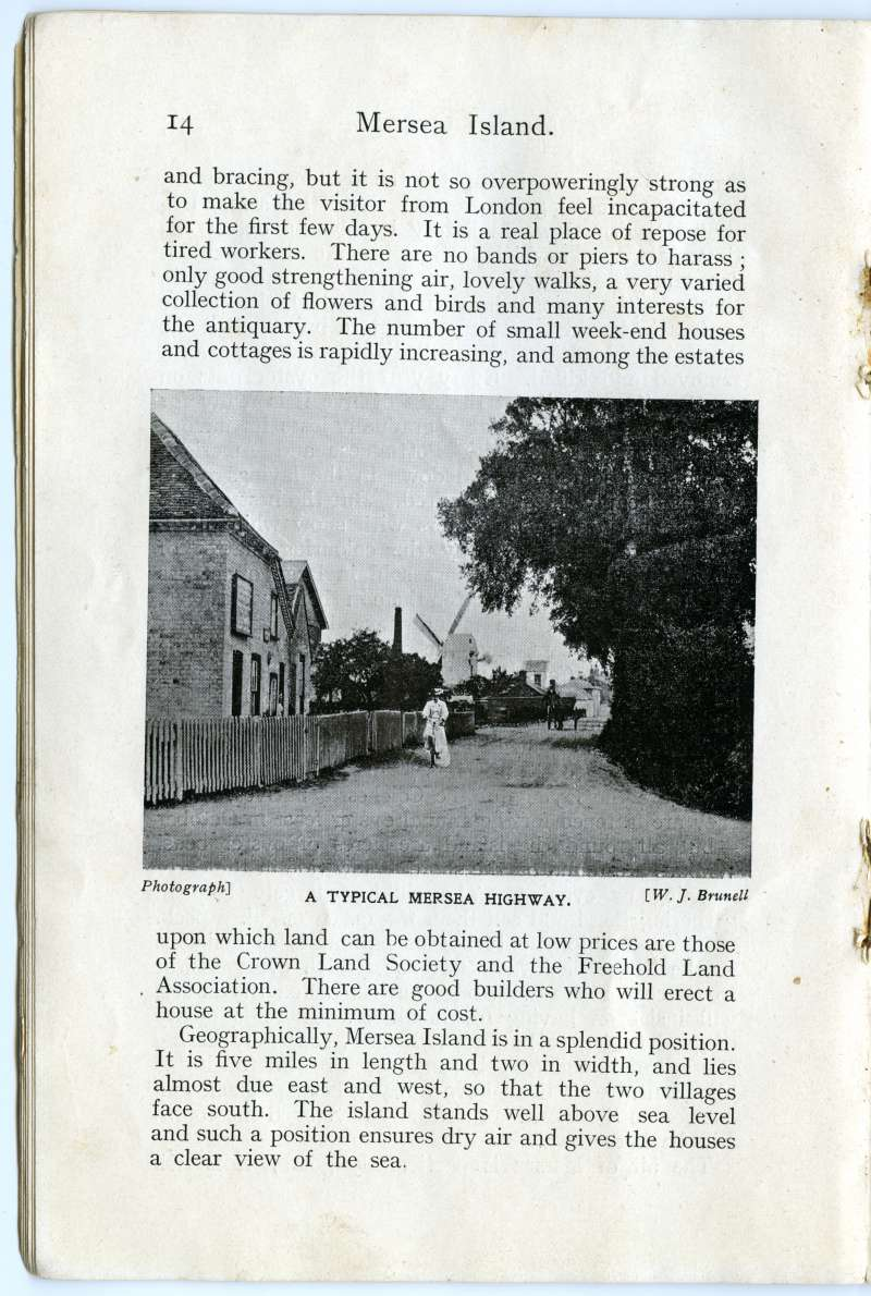 Homeland Handy Guides - Mersea Island. Page 14. 