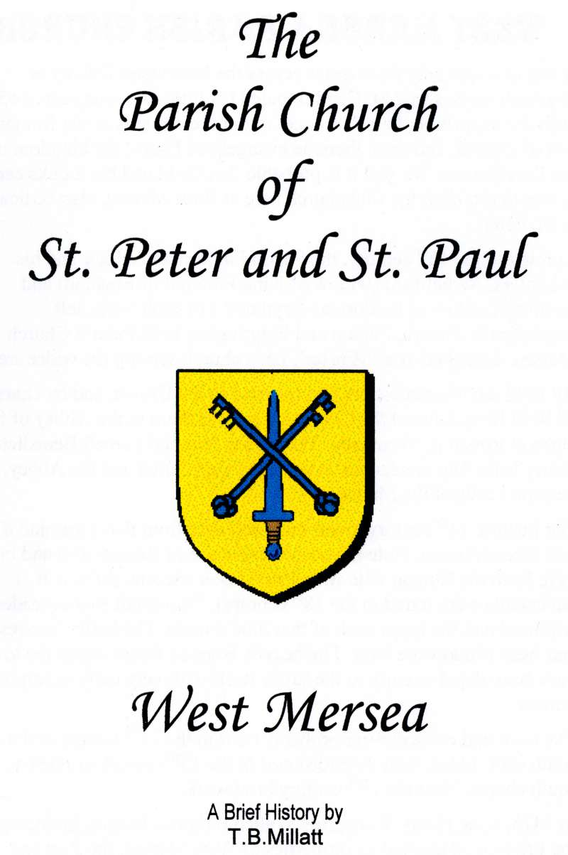 The Parish Church of St. Peter and St. Paul, West Mersea.