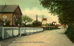 16. ID PG2_105 West Mersea showing Wesleyan Chapel. The road was once Chapel Road, now Mill Road. 