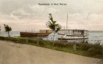 24. ID RG11_145 Houseboats. ERYCINA (left) and EVANDRA (Fifie) formerly WMYC headquarters. In 1910 EVANDRA is mentioned in Yachting World [BOX115_001] as providing...