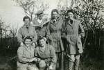11. ID GRD_LAN_007 Land Girls. Bert Wright, 