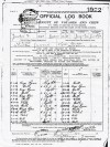 18. ID RG03_281 Official Log book of barge ZENOBIA, Official No. 91903, covering period 1 January 1922 to 30 June 1922. 