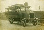 4. ID AWB_FLT_027 Berry Motor Omnibus Service bus HK908. Wells, 30 hp Dorman Engine, acquired November 1915.