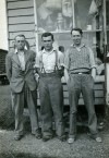 21. ID DEP_GOW_021 Gowen & Co., Mersea. Jack Gurton, Ernie Ponder, Freddy French [Nancy Smith].