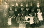 21. ID ELB_SCH_107 Birch C. of E. School, 1920.