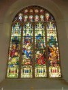 26. ID LZB_PAP_001 East Mersea Church - the East Window.