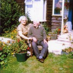 21. ID WLD_FAM_011 Mabel Lord and Arthur Lord (90), Fen Farm.