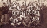 6. ID ACN_009 West Mersea Football Team. Tiddler Mole and Bernard (Nig) French - coaches. 