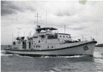 1. ID BF69_011_010 Aldous Successors Limited, Brightlingsea. Twin Screw Survey Vessel PENELOPE for Nigerian Navy. Yard No. 931, launched 30 Sept 1958. Rivetted construction, she...