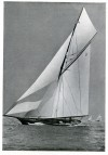 133. ID MD05_040 From West Mersea Official Guide, page 28. CREOLE 52-footer. Sails supplied by Gowen & Co., West Mersea.