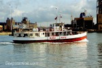 22. ID TC1_001 HOTSPUR IV, one of two vessels operating the Southampton - Hythe ferry service on the south coast. She was built at Rowhedge Ironworks in 1947, Ship No. 673,...