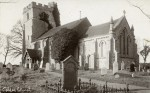 10. ID MMC_P755_112 Peldon Church - a postcard by Hammond of Great Totham..